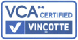 Certification VCA Vinçotte